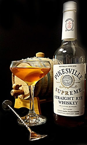 Oak Aged Manhattan