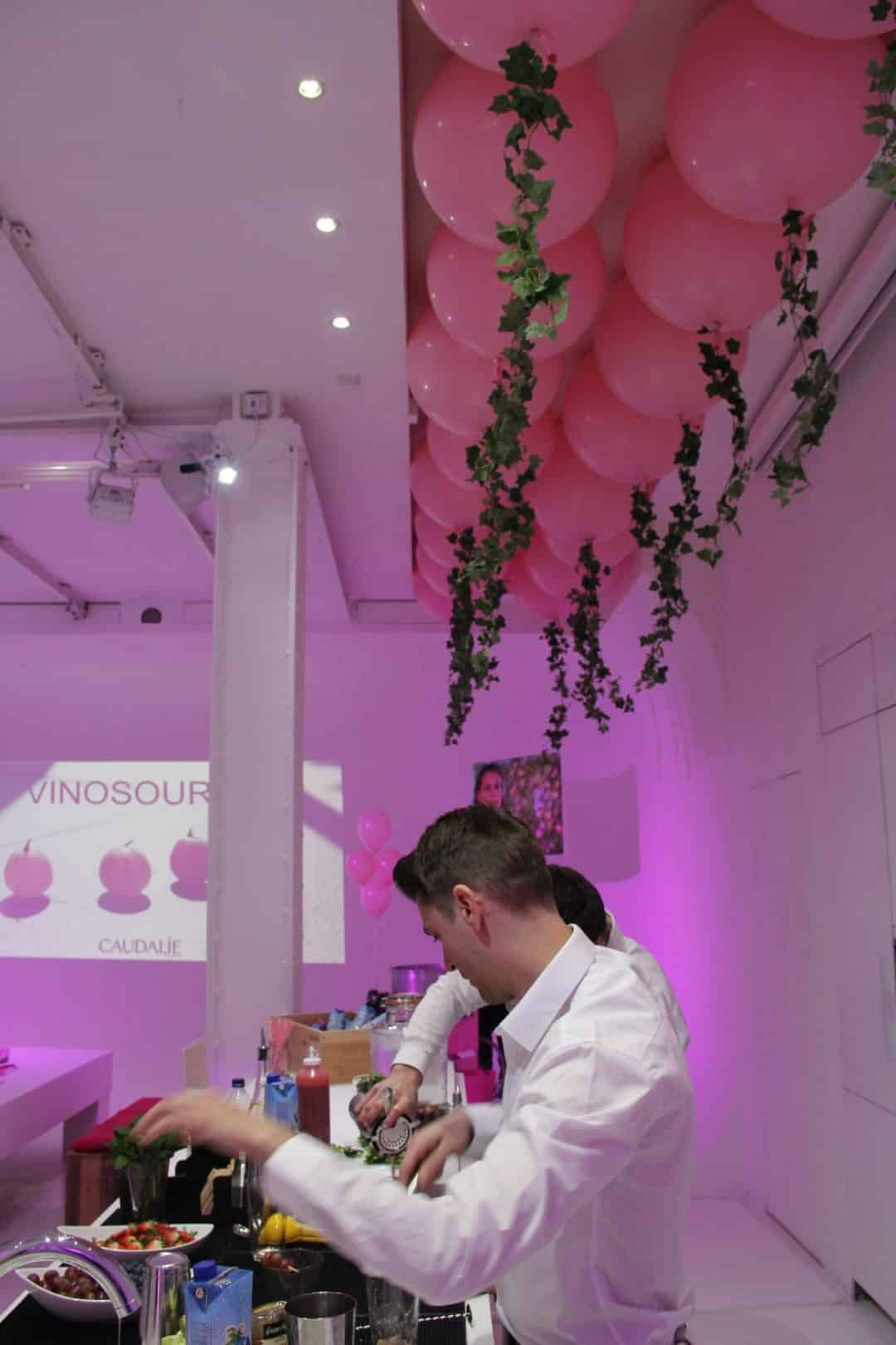LIFE IS BETTER IN PINK PR LAUNCH