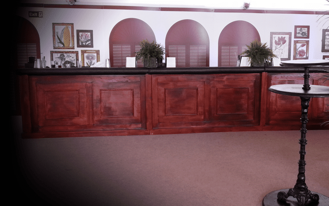 Colonial Bar Design