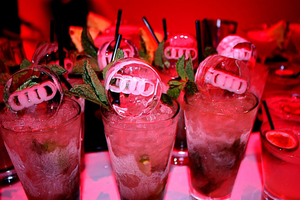 The R18 Mojito we created for an Audi event