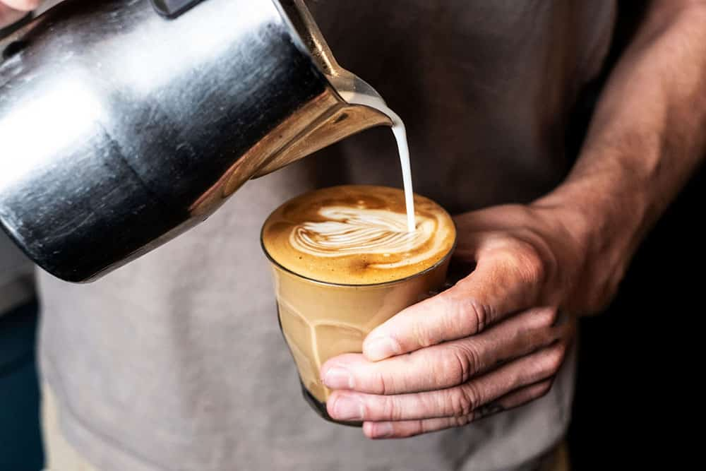 The perfect coffee to perk your guests up at an exhibition