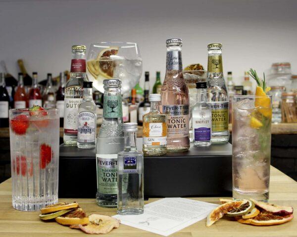 Gin & Tonic Pairing Box