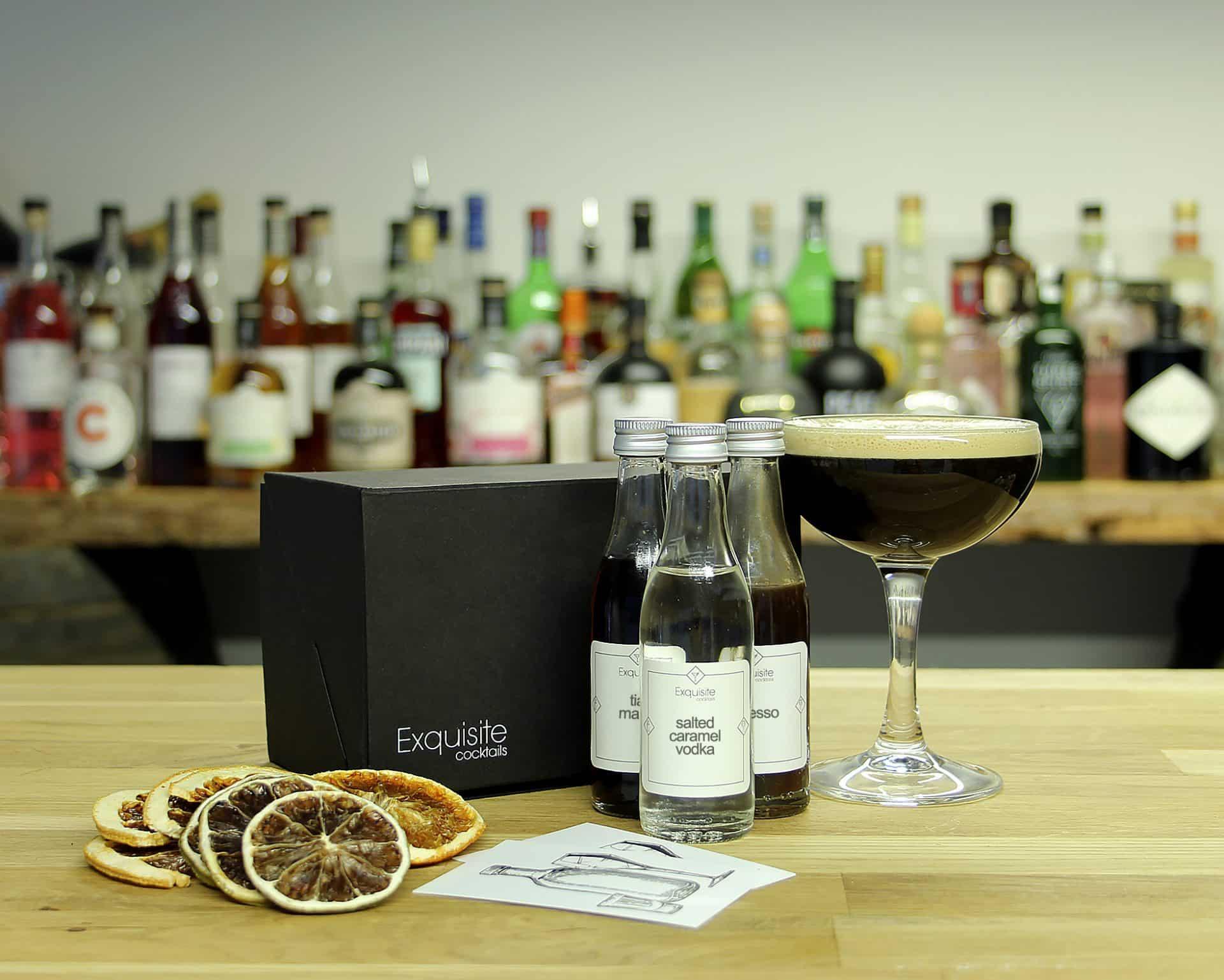 Espresso Martini Virtual Cocktail Masterclass