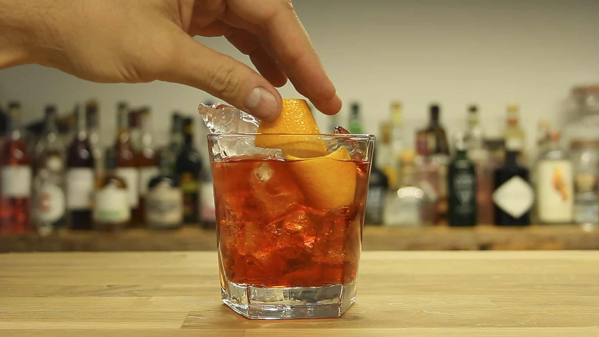 Learn to make the best Negroni ever